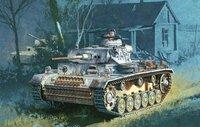 Dragon Models Pz.Kpfw.III Ausf.M w/Wading Muffler (6558)
