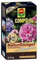 Compo NaturDünger für Rhododendron mit Guano