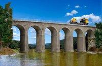 Kibri Viadukt