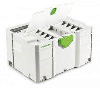 Festool Systainer Gr. 3 mit Deckelfach (498390)