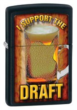 Zippo I Support the Draft (2002675)