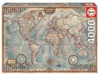 Educa Politische Weltkarte