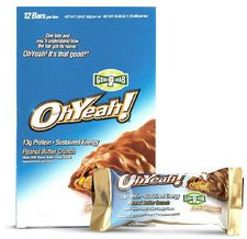 ISS Research Oh Yeah Bar (12x45g)