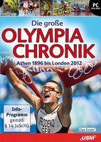 United Soft Media Die große Olympia Chronik 2012 (Win) (DE)