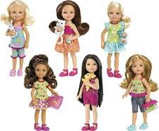 Barbie Chelsea & Freunde Sortiment
