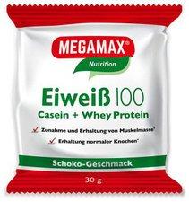 Megamax Eiweiss 100 Pulver Schoko (30 g)