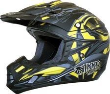 Nikko N716 Natas weiß/schwarz/matt
