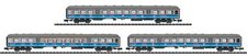 Trix 15847 Wagen-Set Ihr Zug zum Flug (N)