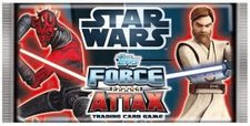 Topps Star Wars Force Attax Serie 3 Booster