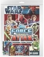 Topps Star Wars Force Attax Serie 3 Starter