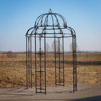 Dema Metall Pavillon 'Antik' 200cm Durchmesser