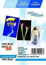 LabelOcean Premium Fotopapier, A4, 230g/qm (LO-A4-149230)