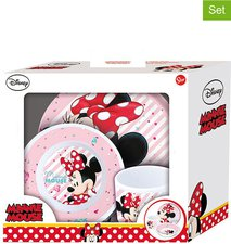 p:os Kindergeschirr-Set Minnie Mouse