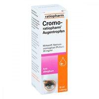 ratiopharm Cromo Augentropfen