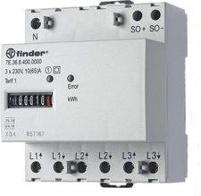 Finder Drehstrom-Zähler 3X230V/65A MID 2 TARIF