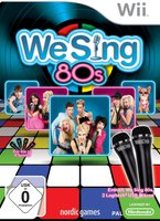 We Sing 80s + 2 Mikrofone (Wii)