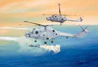 HobbyBoss Royal Navy Lynx HMA.8 Super Lynx (87238)