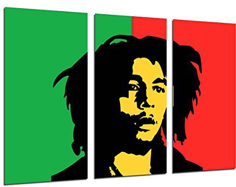 bob marley kunstdruck preisvergleich ab 1. Black Bedroom Furniture Sets. Home Design Ideas