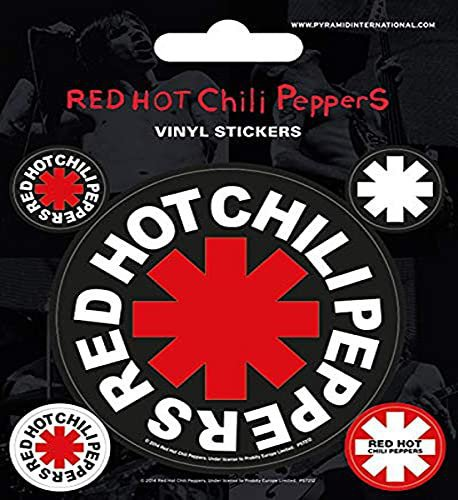 Red Hot Chili Peppers Aufkleber