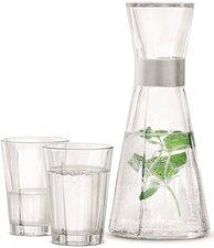 Rosendahl Design Grand cru Karaffe 900 ml mit 2 Gläsern