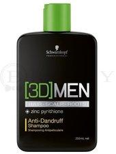 Schwarzkopf [3D]MenSion Anti-Dandruff Shampoo (250 ml)