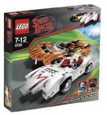 LEGO 8158 Speed Racer & Snake Oiler