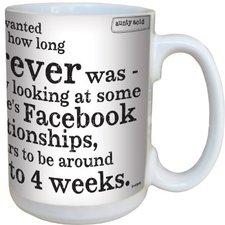 Facebook Tasse
