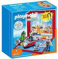 Playmobil 4337 MicroWelt Hafen