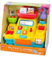 PLAYGO batteriebetriebene Spielzeugkasse