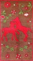 Böing Carpet Pferdefreunde Kinderteppich