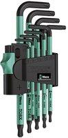 Wera TORX BO Winkelschlüsselsatz 9-tlg. (967 SPKL/9)