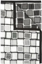 Hagemann Milano Überwurf grau (180 x 270 cm)