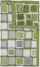 Hagemann Milano Überwurf grau (220 x 250 cm)