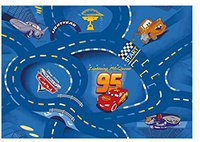 Associated Weavers Disney Cars The World of Cars Teppich 95 x 133 cm