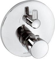 Kludi Balance Unterputz-Brause-Thermostatarmatur (Chrom, 528250575)