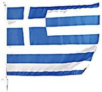 Griechenland Autofahne div. Hersteller
