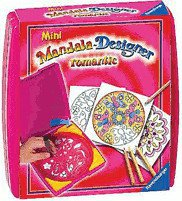 Ravensburger 29947 Mini Mandala-Designer romantic