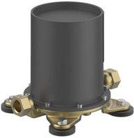 Hansa Airbrush HansaVario Einbaukörper, DN 15 (G1/2) für bodenstehende Wannen-Batterien (53280100)