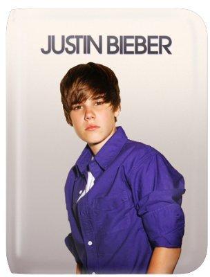 Justin Bieber externe Festplatten Schutzhülle