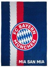 Bayern München Fleecedecke