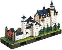 Kawada Nanoblock - Schloss Neuschwanstein Deluxe Edition