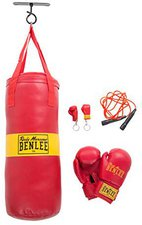 Rocky Marciano BenLee PU Kids Boxing Bag Set Punchy