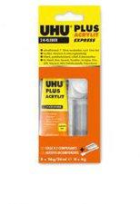 UHU 2-Komponenten-Klebstoff Plus Acrylit, 30g (48315)