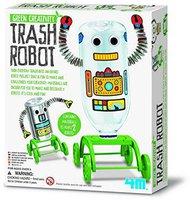 4M Green Science Bausatz Trash Robot