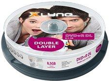 xlyne DVD+R DL 8,5GB 8x 10er Spindel