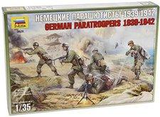Sirius German Paratroopers Crete 1941 (3628)