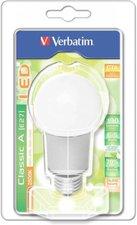 Verbatim LED Classic A CTA 6,5W E27 130° Warmweiß (52103)