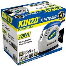 Kinzo X-power 220W Mausschleifer