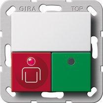 Gira Ruf-/Anwesenheitstaster 290203