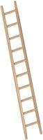 layher Bau-Holzanlegeleiter 10 Sprossen